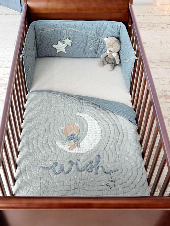 غطاء المهد للأولاد - من Millie & Boris image number 3