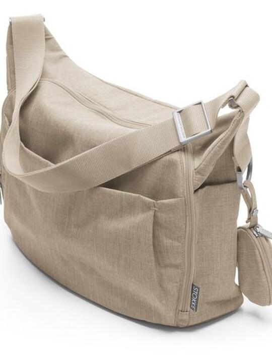 حقيبة تبديل ملابس Stokke Xplory مزيج اللون البيج image number 1