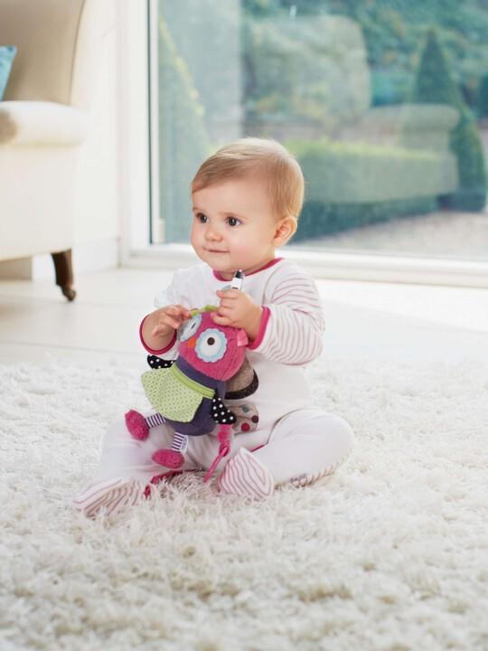البومة ذات الرداء الزيتوني - Babyplay image number 3