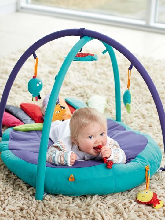 مفرش لعب الأخطبوط لوقت الطعام - Babyplay image number 5