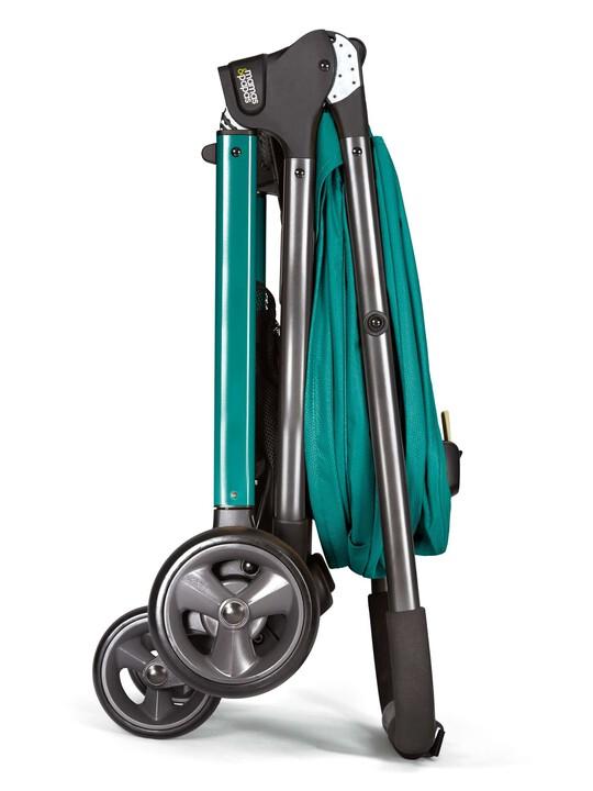 عربة Armadillo City - أزرق مائل للخضرة image number 4