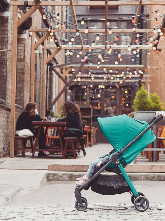 عربة Armadillo City - أزرق مائل للخضرة image number 7