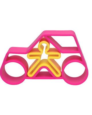 Dena Car Neon Pink
