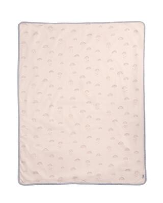 بطانية جيرسيه - نقشة قوس قزح