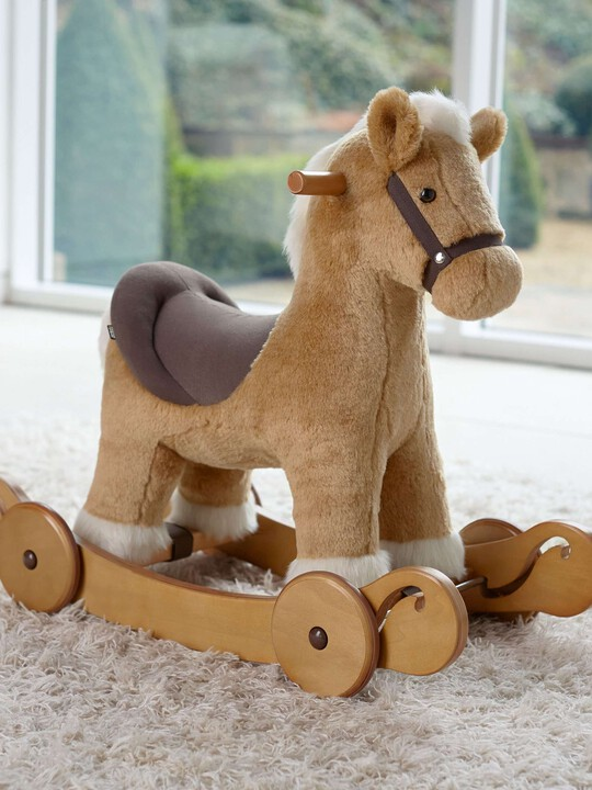 حصان Fudge الهزاز - Rock & Ride image number 2