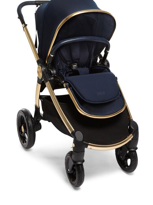 عربة أطفال أوكارو - أزرق داكن image number 5