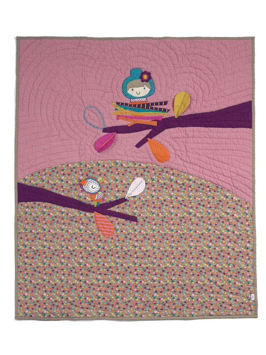 غطاء المهد للبنات - من Timbuktales image number 5