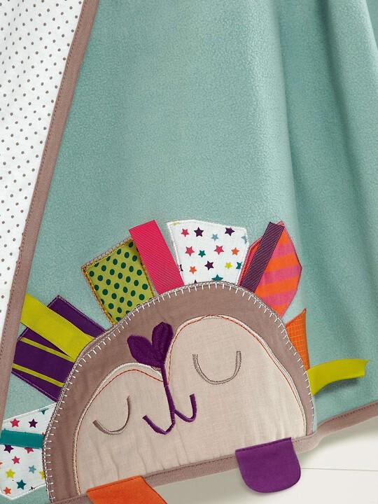 البطانية الصوفية - من Timbuktales - مقاس 120 × 160 سم image number 4