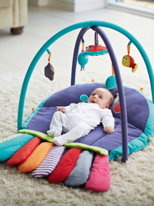 مفرش لعب الأخطبوط لوقت الطعام - Babyplay image number 1
