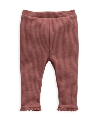 Pink Rib Legging