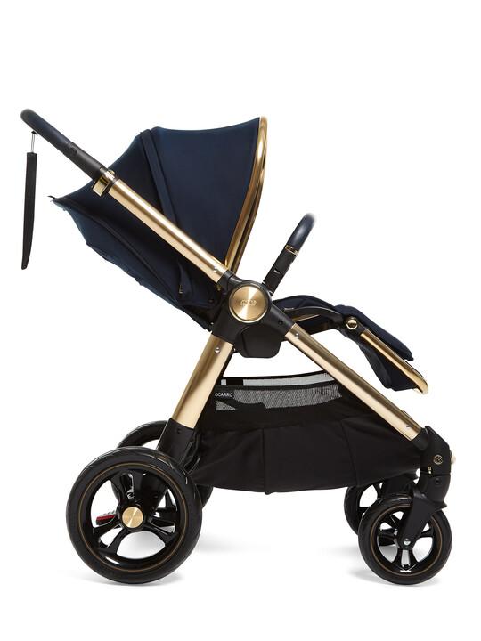 عربة أطفال أوكارو - أزرق داكن image number 2