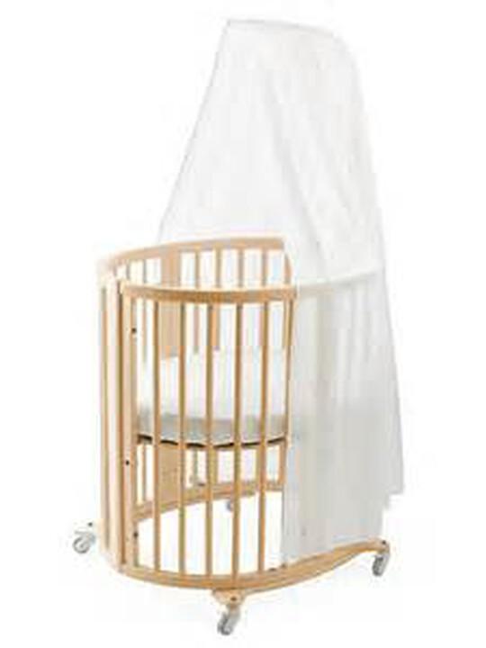 غطاء معلق للسرير باللون الأبيض Stokke® Sleepi ™ image number 1