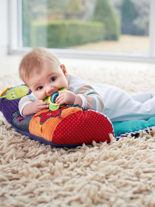 دمية ومفرش اللعب في وقت الطعام - Babyplay image number 7