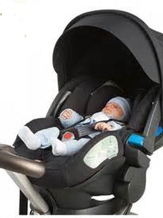 مقعد سيارة Stokke® iZiSleep من BeSafe - لون أسود image number 5