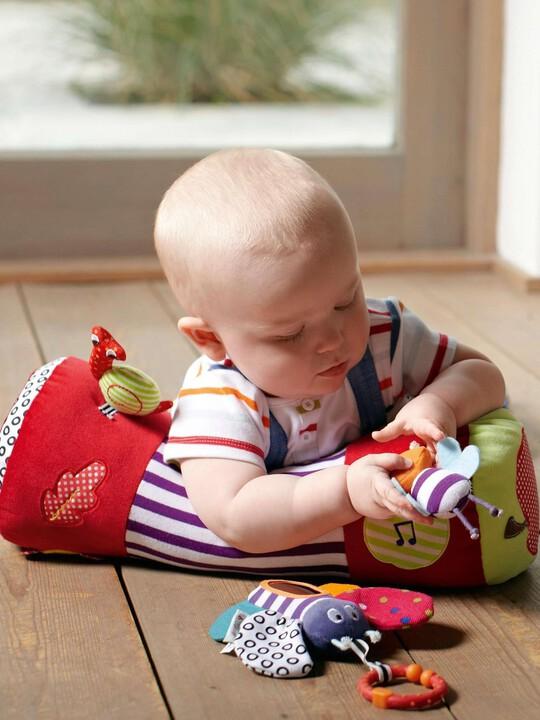 دمية اللعب في وقت الطعام - Babyplay image number 1