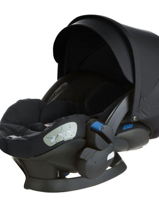 مقعد سيارة Stokke® iZiSleep من BeSafe - لون أسود image number 1