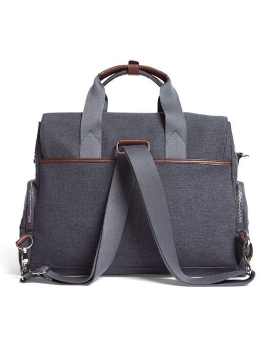 حقيبة بولينغ للتغيير - كحلي image number 4