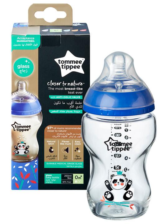 زجاجة كلوزر تو نيتشر من تومي تيببي للأولاد، 250 ملل image number 1