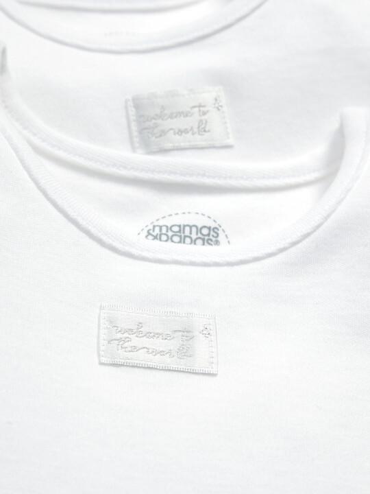 ألبسة قطعة واحدة بدون أكمام (عبوة مكونة من 5 قطع) image number 6