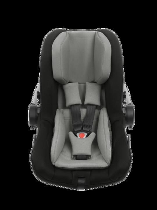 مقعد سيارة بيبا نكست نونا - أسود image number 2
