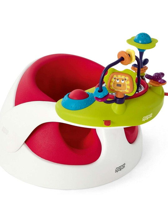 BABY SNUG & ACT TRAY - RED image number 2