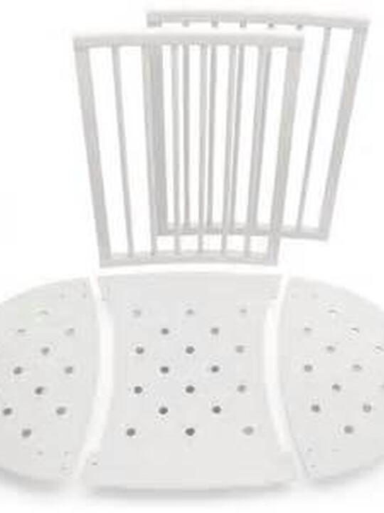 سرير Stoke Sleepi - باللون الأبيض image number 4